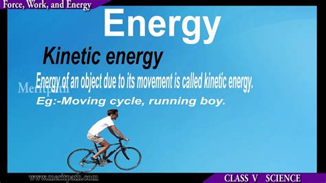 5 class v science cbse science force work and energy youtube
