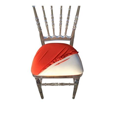 housse de chaise elastique housse galette chaise ziloo fr