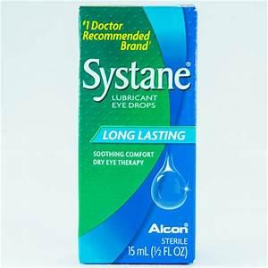 systane eye drops generic name