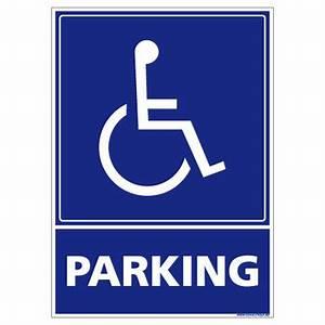 Panneau Stationnement Handicapé : panneau signalisation handicap parking loi handicap du 11 f vrier 2005 ~ Medecine-chirurgie-esthetiques.com Avis de Voitures