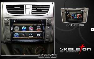 Jual Oem Suzuki Ertiga Double Din Dvd Player Skeleton D319