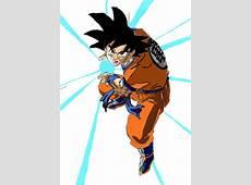 Goku's Kamehameha by LinkFableNova on Newgrounds