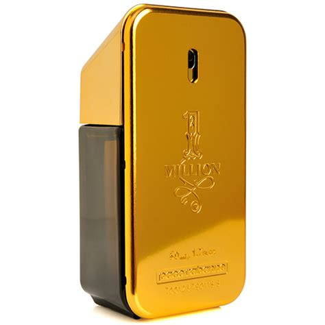 million eau de toilette paco rabanne 1 million edt mens fragrances homme perfume brand new sealed 50ml ebay