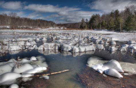 snow   preserve daily photo mar