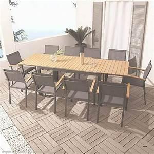 Table De Jardin Magasin Leclerc : table de jardin leclerc ~ Melissatoandfro.com Idées de Décoration