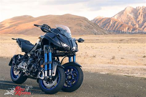 Yamaha Niken 850 Triple-cylinder, Three-wheeler Revealed