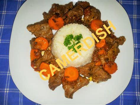 recette de cuisine camerounaise cuisine camerounaise et africaine