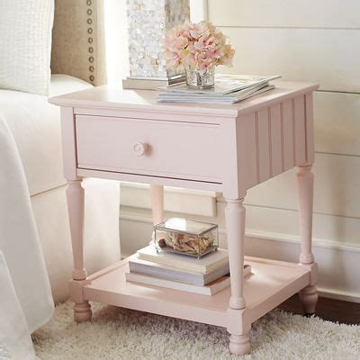 Pink Nightstand by Cottage Nightstand Pink Likes Pink Nightstands
