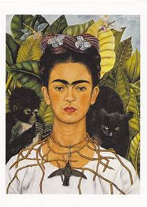 Life of Mexican Artist Frida Kahlo - Department of ...