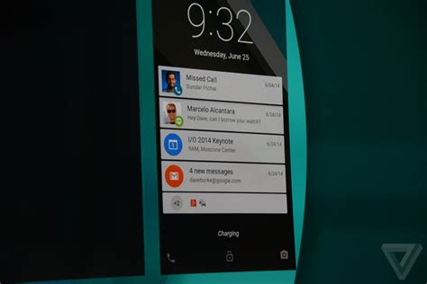 android notifications announces android l release with a new design