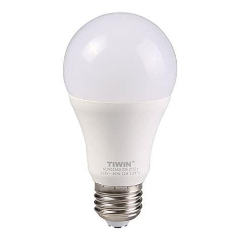 tiwin led light bulbs 100 watt equivalent 11w soft white