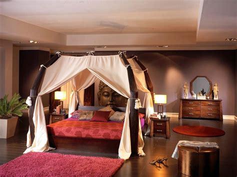chambre h e lit baldaquin bois wenge sarang buaya dimensions au choix