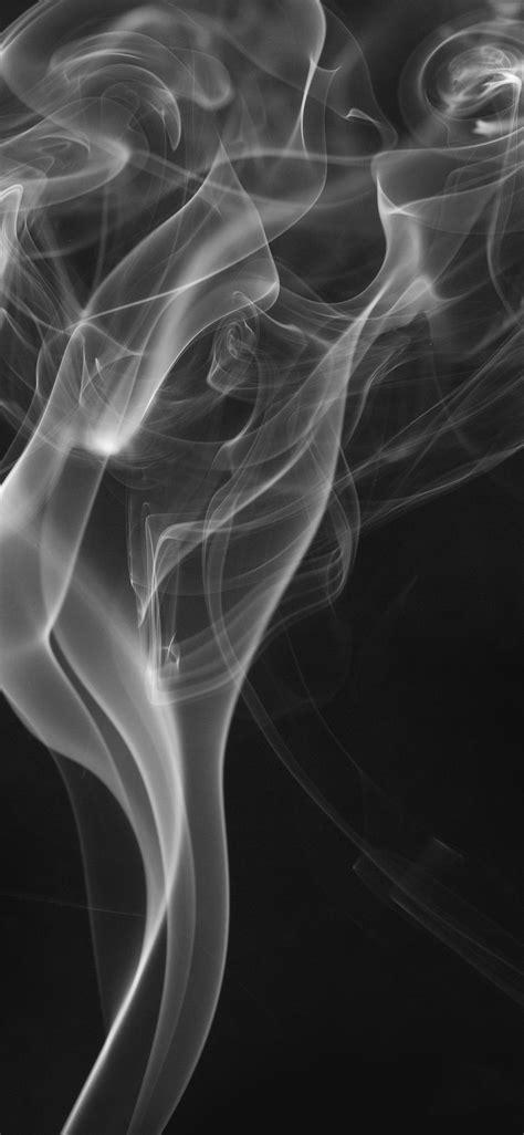 vi49-smoky-dark-bw-black-texture-smoke-pattern-wallpaper