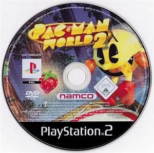 Pac Man World 2 2002 Gamecube Box Cover Art Mobygames