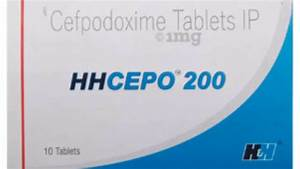 Hh Cepo 200 Mg  Cefpodoxime Proxitil  Uses  Side Effects  Benefits  Details In Hindi