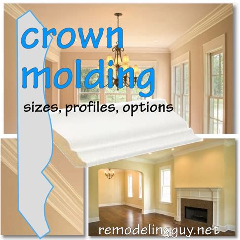 Crown Moulding Ideas For Kitchen Cabinets - crown molding ideas sizes profiles and options remodelingguy net