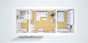 60 square meter house design