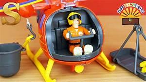 Feuerwehrmann Sam Tom : simba feuerwehrmann sam hubschrauber mit tom thomas figur notfall einsatz film auspacken ~ Eleganceandgraceweddings.com Haus und Dekorationen