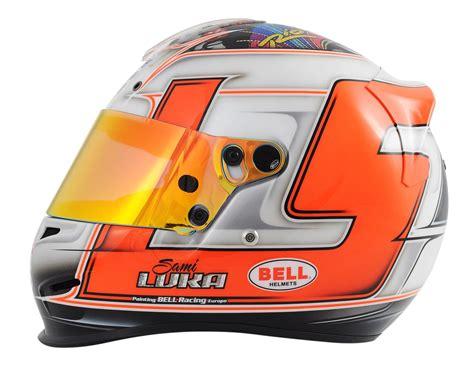 racing helmets garage bell rs pro sluka   bell