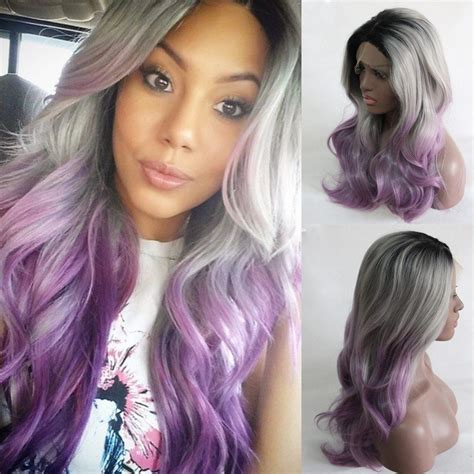 And Purple Hairstyles by Top 13 Purple Hairstyles For Black This Season
