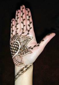 Arabic Henna Pictures