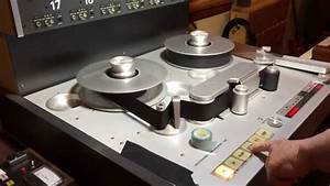 Loading 2 U0026quot  Tape On Studer A800