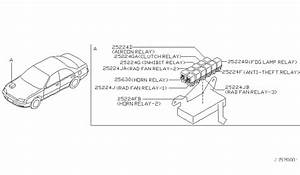 1998 Nissan Altima Cooling Fan Wiring Diagram