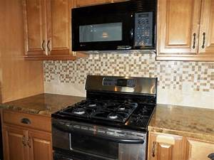 glass mosaic tile backsplash ideas With kitchen backsplash mosaic tile designs