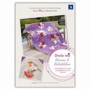 Decke Mit Sternen : e anleitung decke mit sternen rotkehlchen ~ Eleganceandgraceweddings.com Haus und Dekorationen