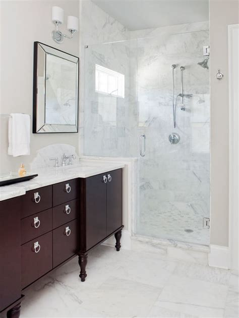 white marble shower design ideas remodel pictures