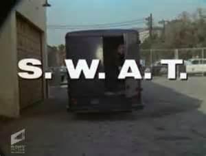 Swat TV Show Logo