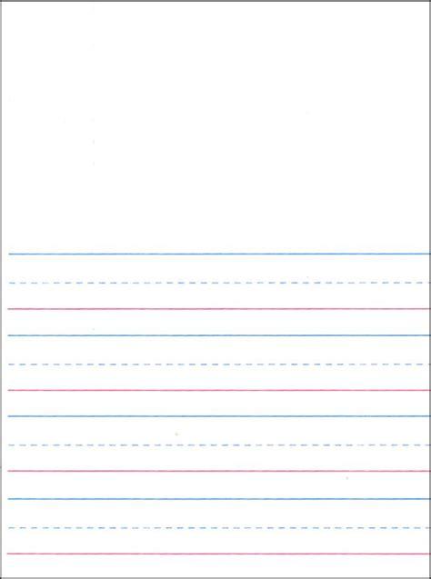 Primary Line Blank Book (048663) Details  Rainbow Resource Center, Inc