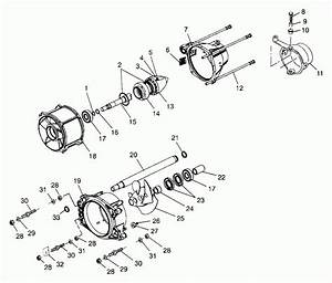 Sea Doo Jet Ski Parts Diagram