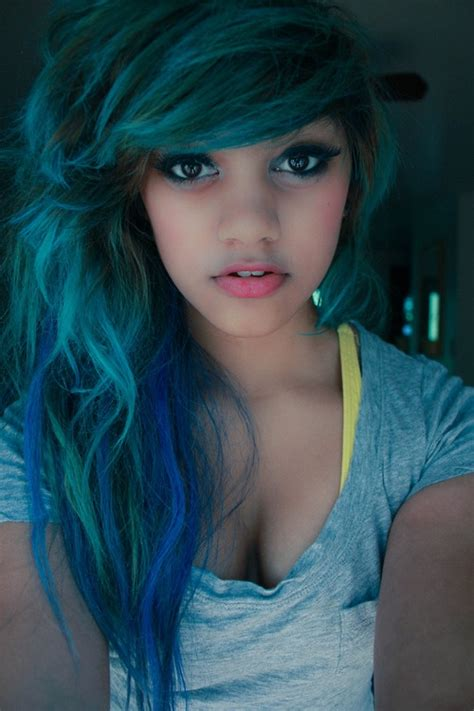 155 Best Images About Fun With Hair Color On Pinterest
