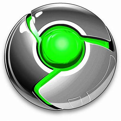 Icon Chrome Google Cool Shell Start Button