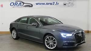 Audi A5 Sportback 2 0 Tdi 190 Clean Diesel Euro6 Ambition Luxe Multi Occasion à Lyon Neuville