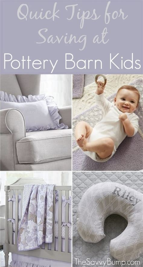 How Much Does Pottery Barn Pay by Tips For Saving At Pottery Barn The Savvy Bump