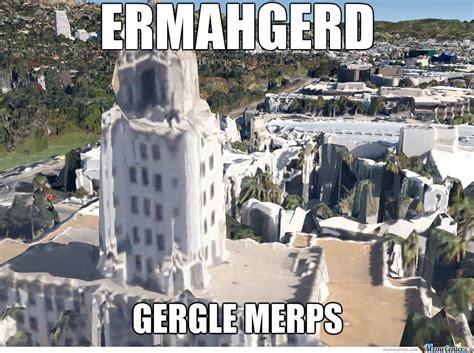 Google Maps Meme - the new google maps 3d buildings are amazing by mrsofa meme center