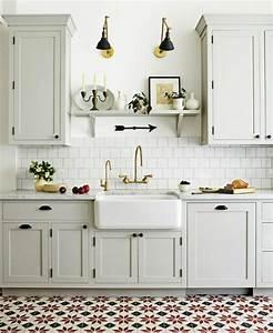 decorer cuisine toute blanche palzoncom With decorer cuisine toute blanche