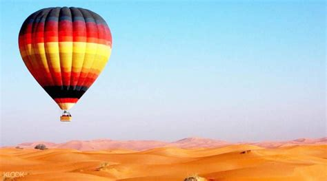 air balloon l air balloon flight klook
