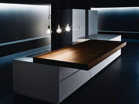 sliding kitchen counter by minimal