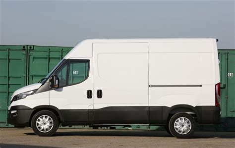 Iveco Daily 2014 - Van Review