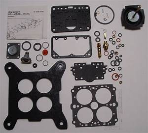 Holley 4160c Carburetor Rebuild Kit  4084u