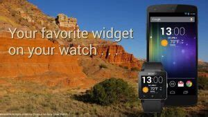 wearable widgets yur apps on your wearable free apps android