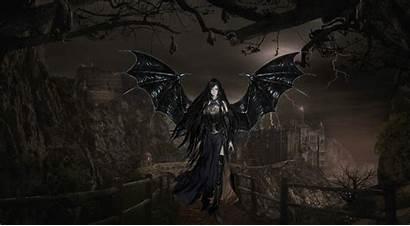 Gothic Vampire Angel Demon Dark Demons Fantasy