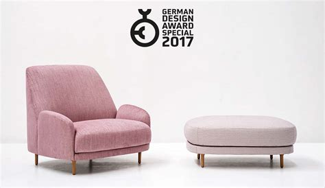 german design award  special mention  tacchini