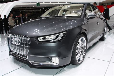 Audi A1  It's Your Auto World  New Cars, Auto News