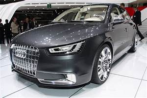 Audi Paris : new audi a1 sportback concept officially unveiled at paris 2008 it s your auto world new ~ Gottalentnigeria.com Avis de Voitures