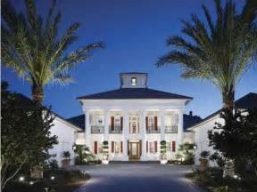 Plantation Style House Plans by Plantation Style House Plans Neoclassical Home Plans At