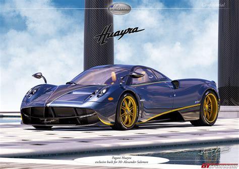 Pagani Huayra 730 S Edition